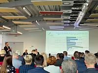 W poniedziałek, 30 sierpnia 2021 r. odbyło się pierwsze tak duże spotkanie władz regionu z samorządowcami poświęcone środkom unijnym na lata 2021-2027. Fot. Wojciech Łebiński.
